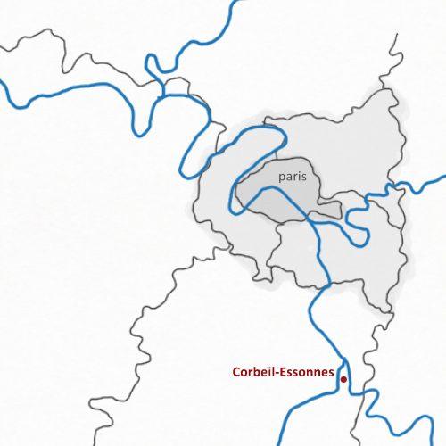localisation-corbeil