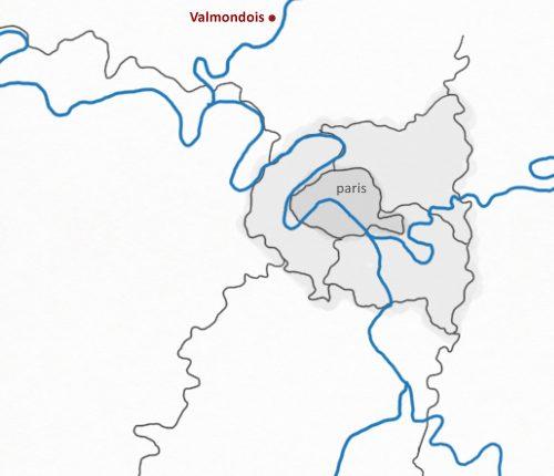 localisation-valmondois